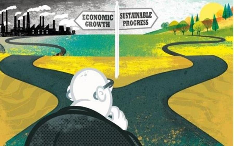 Πετρελαιοκηλίδες στον δρόμο για τη βιώσιμη ανάπτυξη