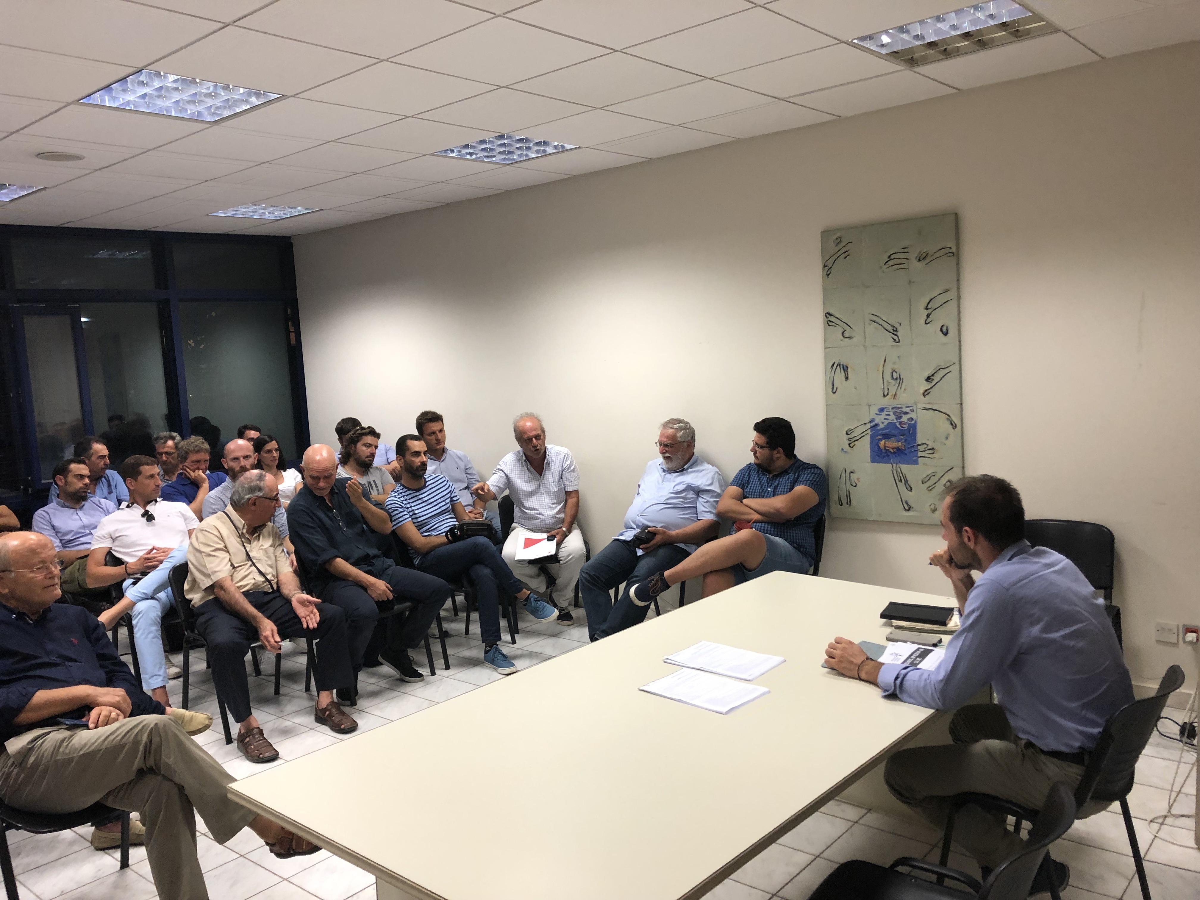 Εκδήλωση για τον απολογισμό δράσεων του ΤΕΕ στη Θεσσαλονίκη
